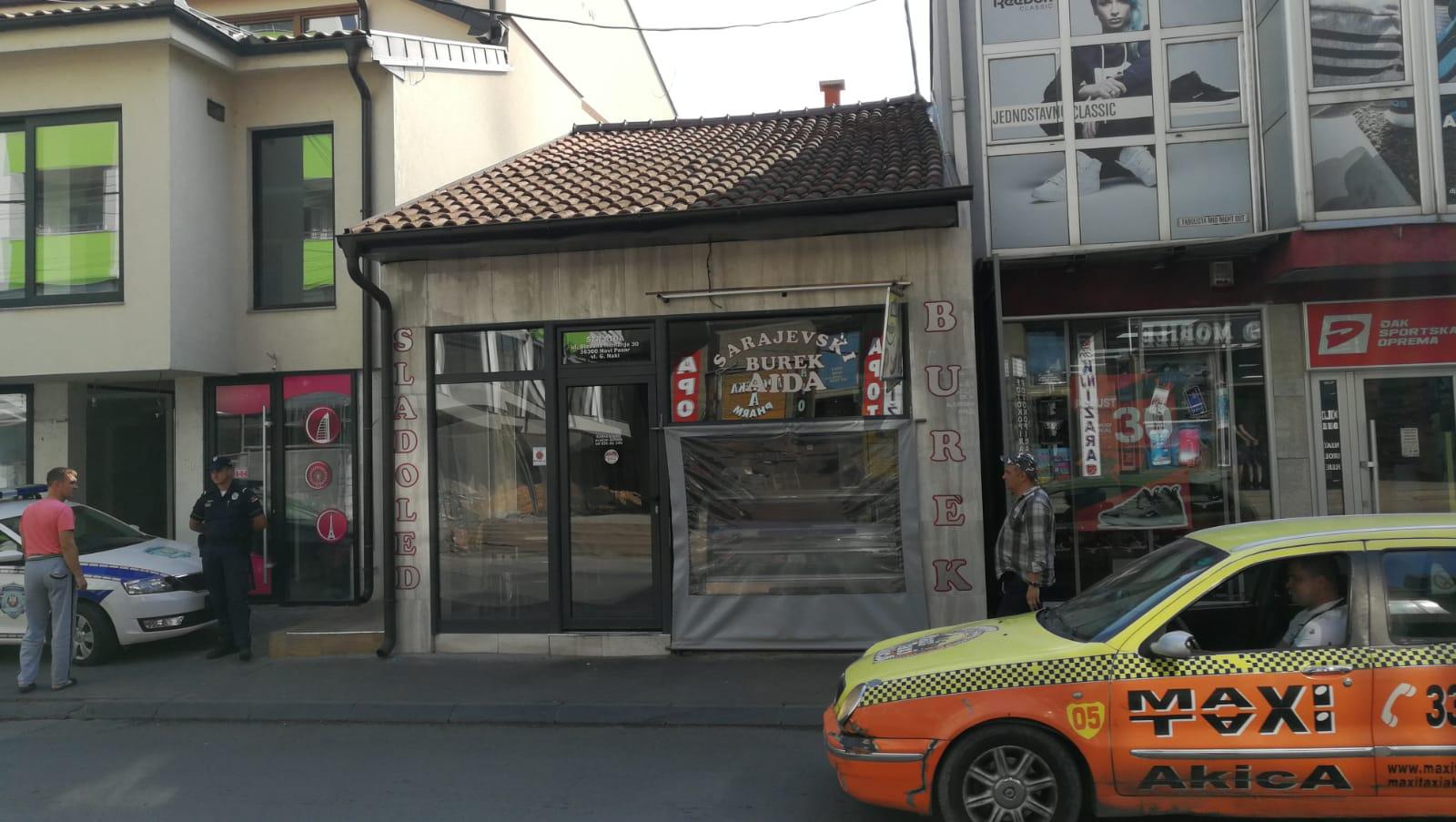 Slikovni rezultat za pekar novi pazar