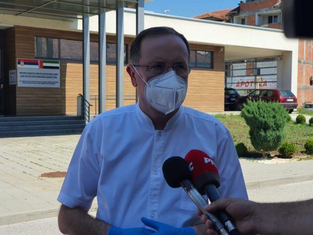 Mahmutović se vratio na posao (video) - Naslovi.net