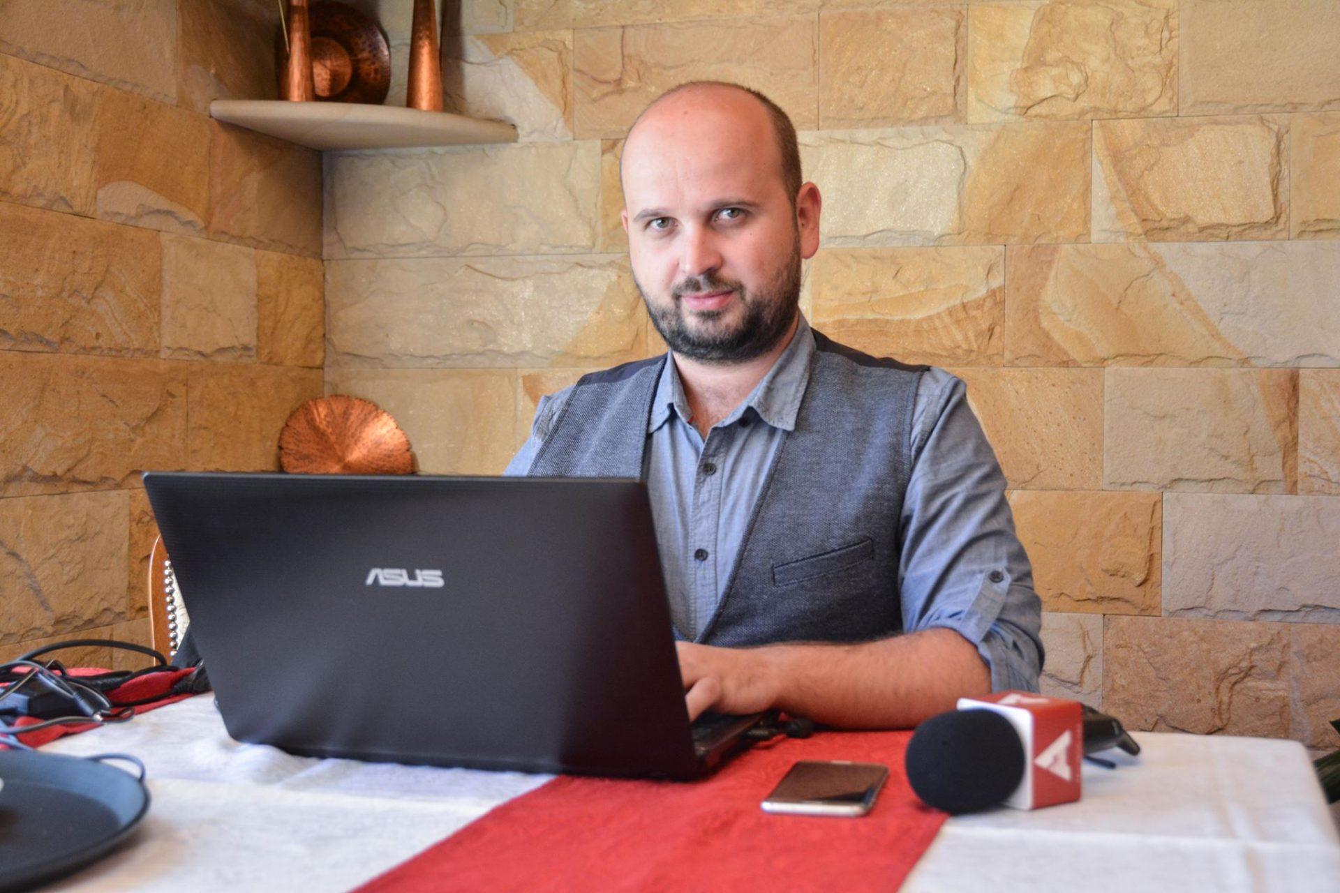 Novi Pazar: Urednik portala A1 dobio preteću poruku