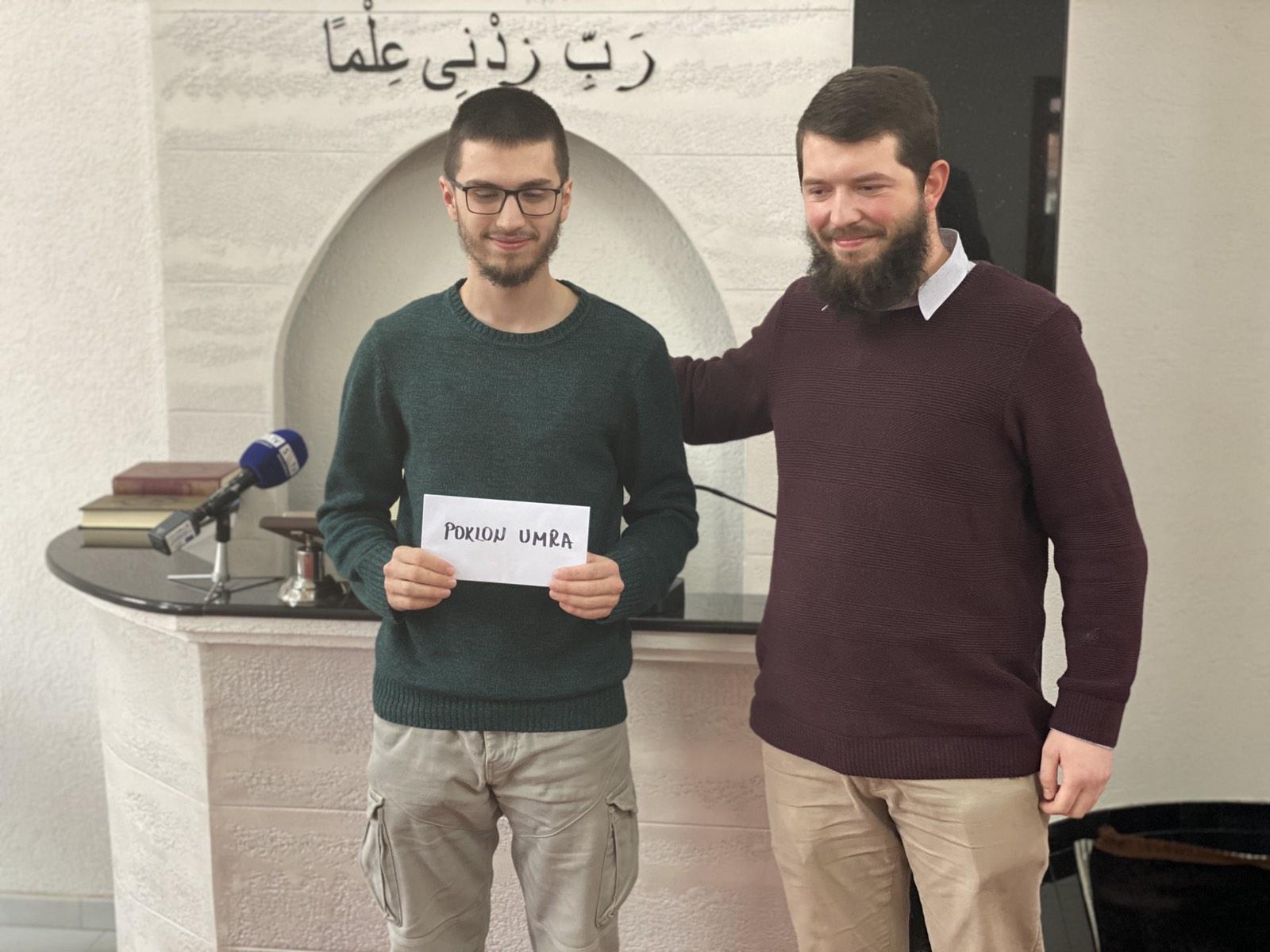 """Završen seminar: """"Komentar Allahovih lijepih imena"""" – pobjedniku odlazak na Umru"""