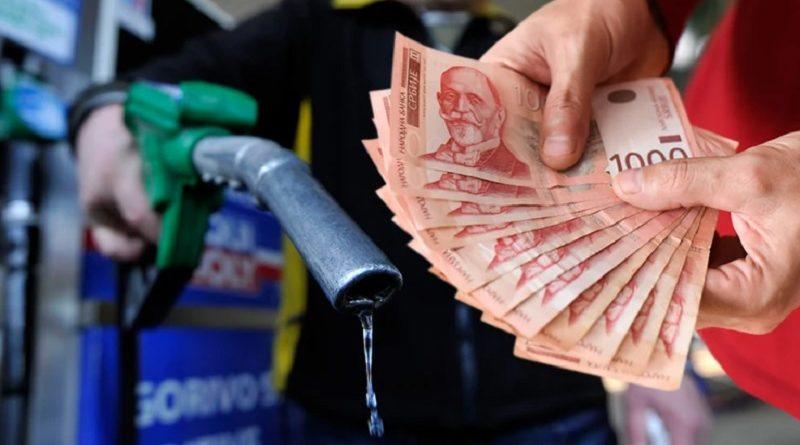 Gorivo je već poskupelo za 8 dinara, a sada sledi dupli cenovni udar