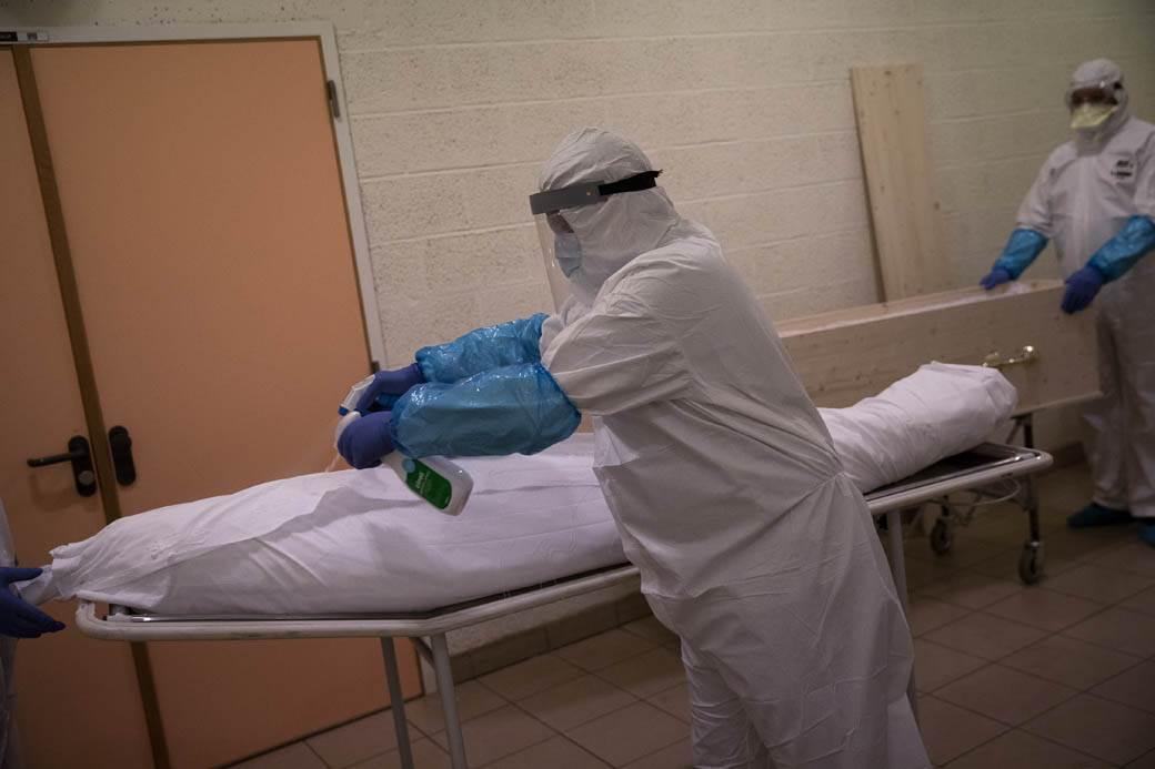 Novi Pazar od posledica koronavirusa umrla su tri pacijenta.