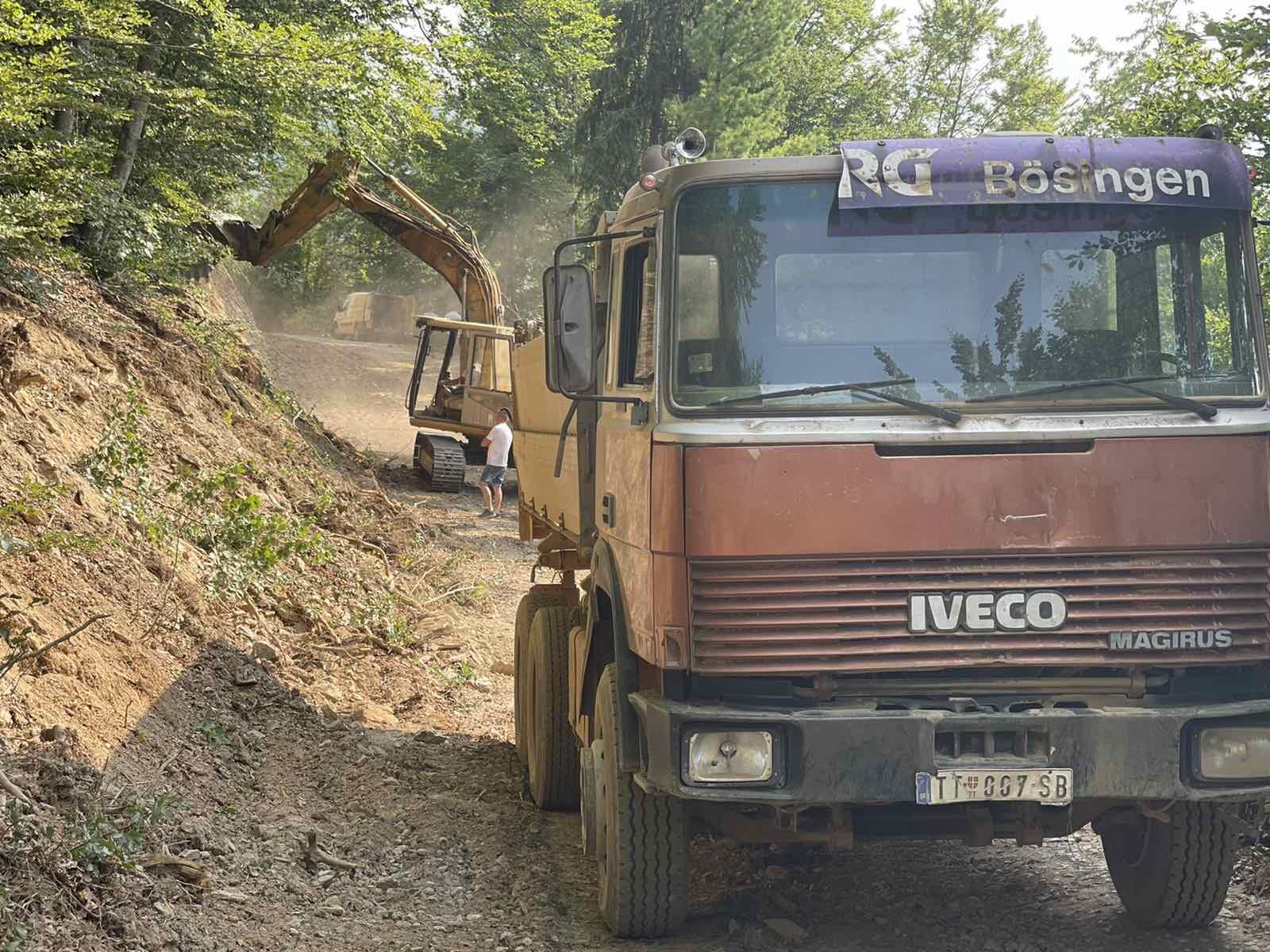 Dijaspora ulaže u rodno Orlje – pravi se najkraći put za relaciju Novi Pazar – Tutin