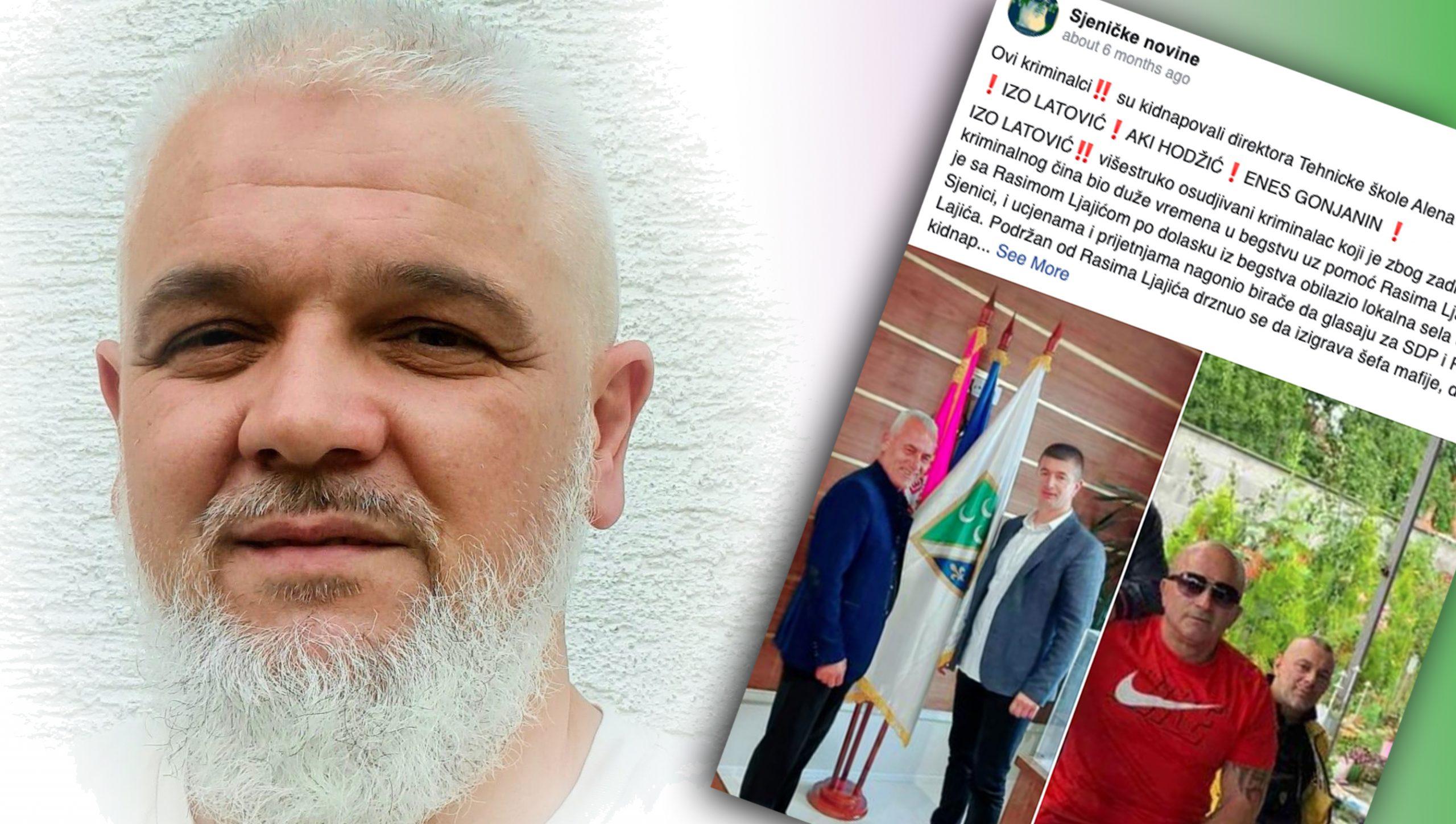 ATMOSFERA PRED ATENTAT Pročitajte tekst Sjeničkih novina zbog kojeg je ubijen Edin Hamidović