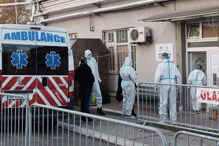 Za dva dana u Novom Pazaru 12 pacijenata umrlo od korone